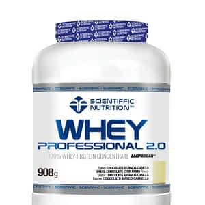 Proteína Whey Professional 2.0 Scientiffic Nutrition 908g