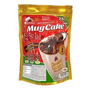 Coulant de Chocolate en 1 Minuto Protein Mugcake