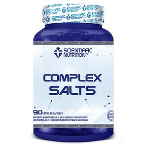 Sales Minerales Complex Salts Scientiffic Nutrition