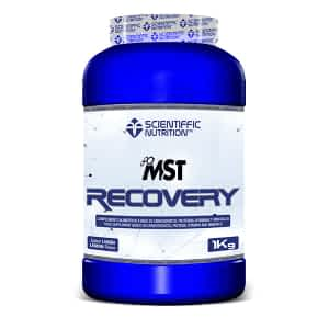 MST Recovery 1kg Scientiffic Nutrition