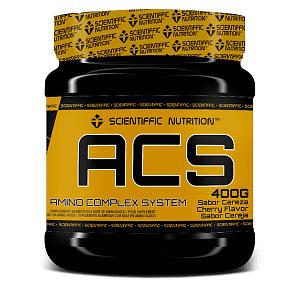Aminoácidos Esenciales 400g Scientiffic Nutrition