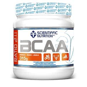 BCAA 315 gr Scientiffic Nutrition
