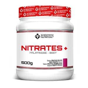 NITRATOS+ 500g Frutos Rojos Scientiffic Nutrition