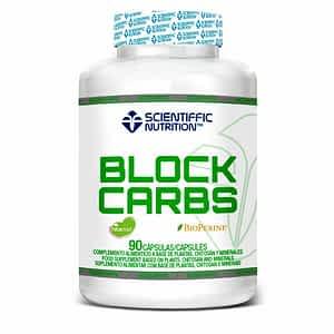 Block Carbs 90 caps Scientiffic Nutrition