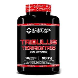 Tribulus Terrestris 1000mg Scientiffic Nutrition