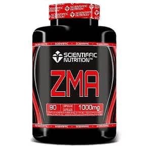 ZMA Aumentar Testosterona 90Caps Scientiffic Nutrition
