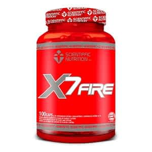 Termogénico Xfire7 100Caps Scientiffic Nutrition