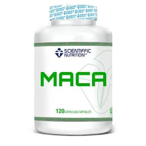 Maca 700mg 120Caps Scientiffic Nutrition