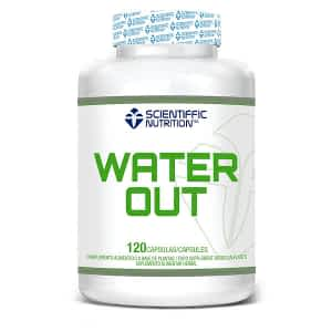 Diurético Natural Water Out 120Caps Scientiffic Nutrition