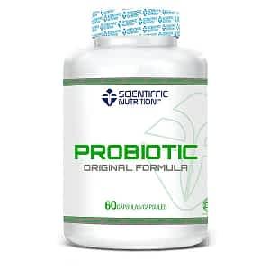 Probiótico Megaflora9® 60caps Scientiffic Nutrition