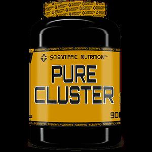 Carbohidratos Pure Cluster 908g Scientiffic Nutrition