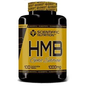 HMB 1000mg Scientiffic Nutrition