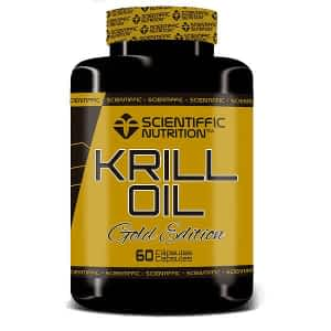 Aceite de Krill NKO® 60perlas Scientiffic Nutrition