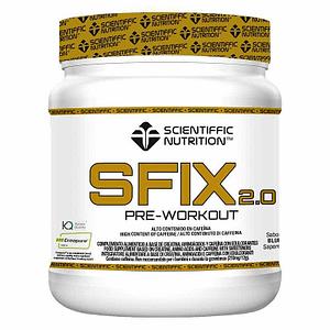 Pre Entrenamiento SFIX 2.0 300g Scientiffic Nutrition