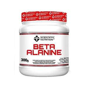 Beta Alanina 300g Scientiffic Nutrition