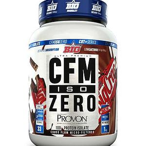 Proteína Isolada CFM ISO ZERO 1kg BIG