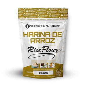Harina de Arroz 1,5kg Scientiffic Nutrition