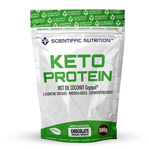 Proteína Keto 500g Scientiffic Nutrition