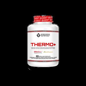 Termogénico Thermo+ 60caps Scientiffic Nutrition